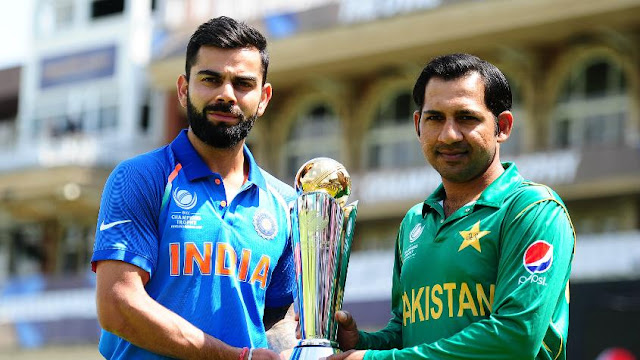 India vs Pakistan Final Match