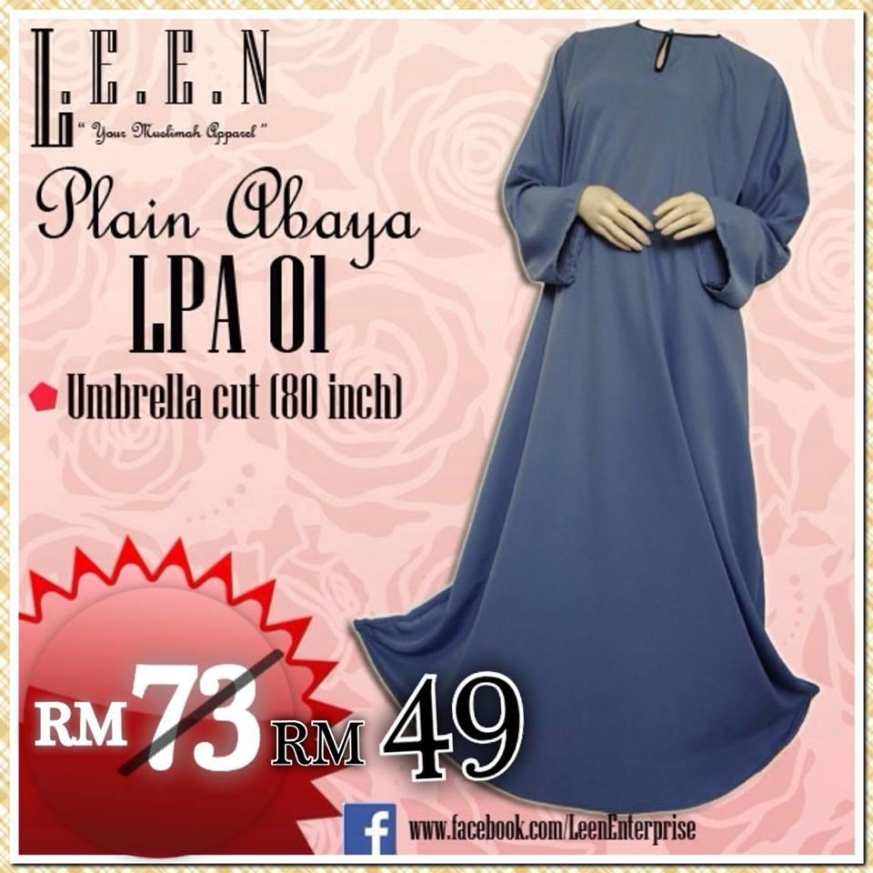 jubah abaya, abaya cantik, abaya murah, abaya mampu milik, leen enterprise, pembekal abaya