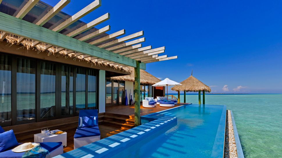 Luxury Life Design: Velassaru, Maldives