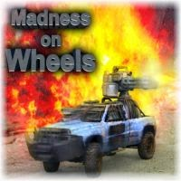 Madness on Wheels Game