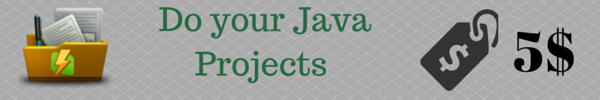 Java GUI Projects
