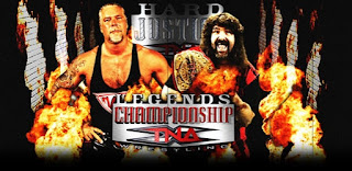 TNA Hard Justice 2009 Review: Kevin Nash vs. Mick Foley -TNA Legends Title