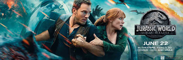 Film Jurassic World Fallen Kingdom