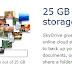 SkyDrive zruší kapacitné obmedzenie pre dokumenty a obrázky