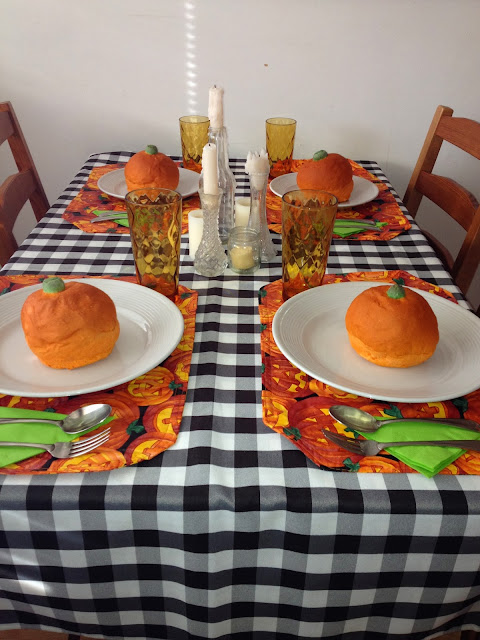 halloween dinner party