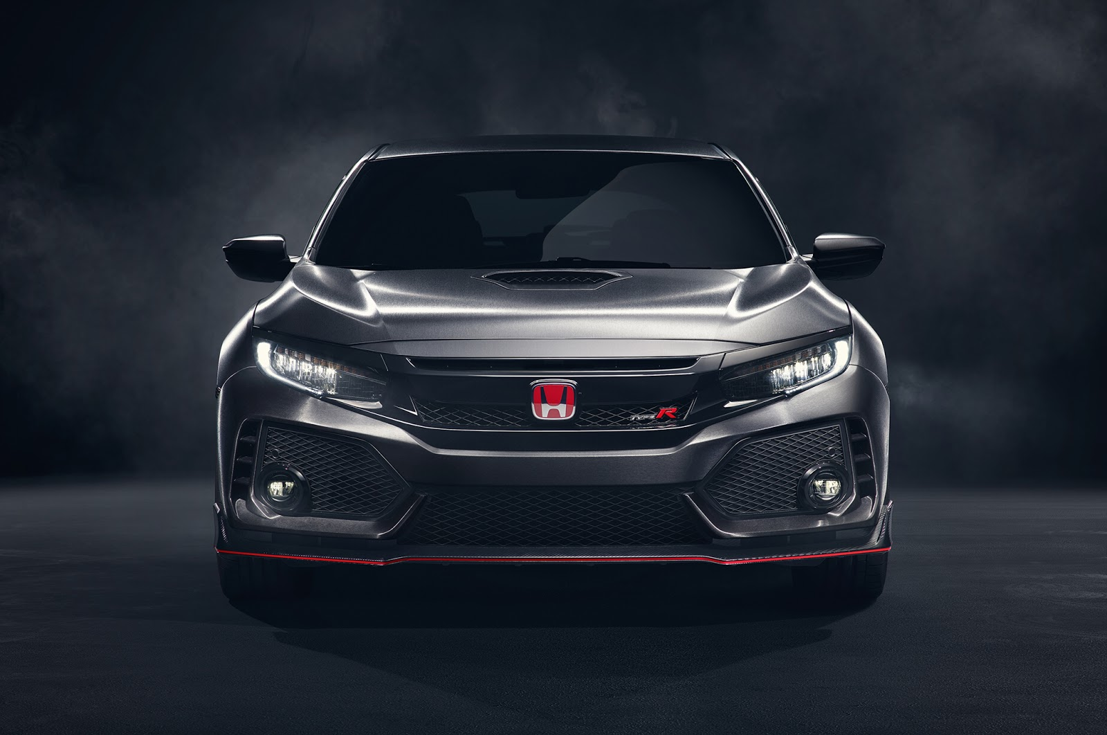 2018 honda civic type r prototype is the one coming to u s and we re super hyped carscoops. Black Bedroom Furniture Sets. Home Design Ideas