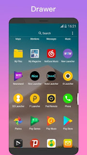 OO Launcher Android O 8.0 PRIME v5.1 APK