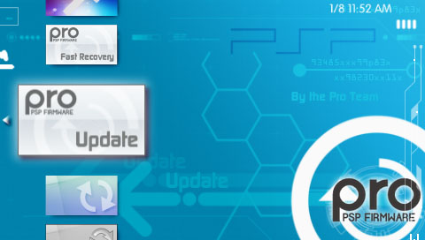 Custom Firmware 6.61 Permanent PSP 3000