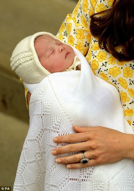 Kate Middleton & The Royal Baby