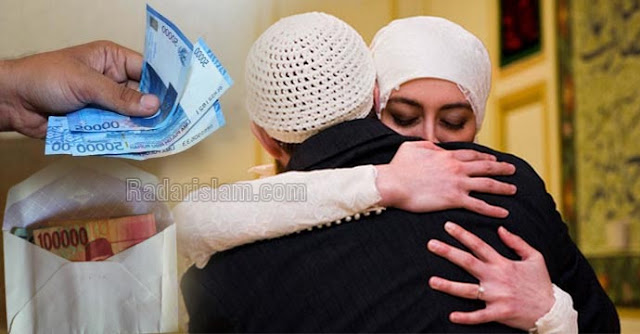 Wahai Suami, Pemberian Kepada Istrimu Itulah Ladang Pahala