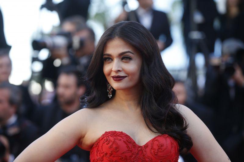 Aishwarya Rai Bachchan at the Cannes Film Festival 2017