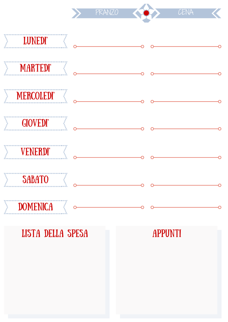 Preferenza Nata disorganizzata: Refill gratuiti per l'agenda da stampare: il  BW16