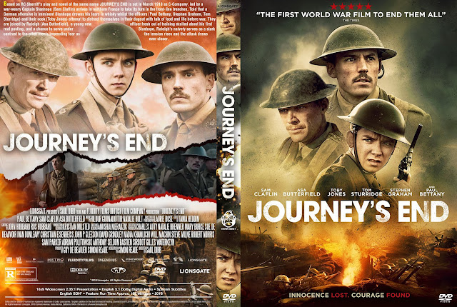 Journey's End DVD Cover