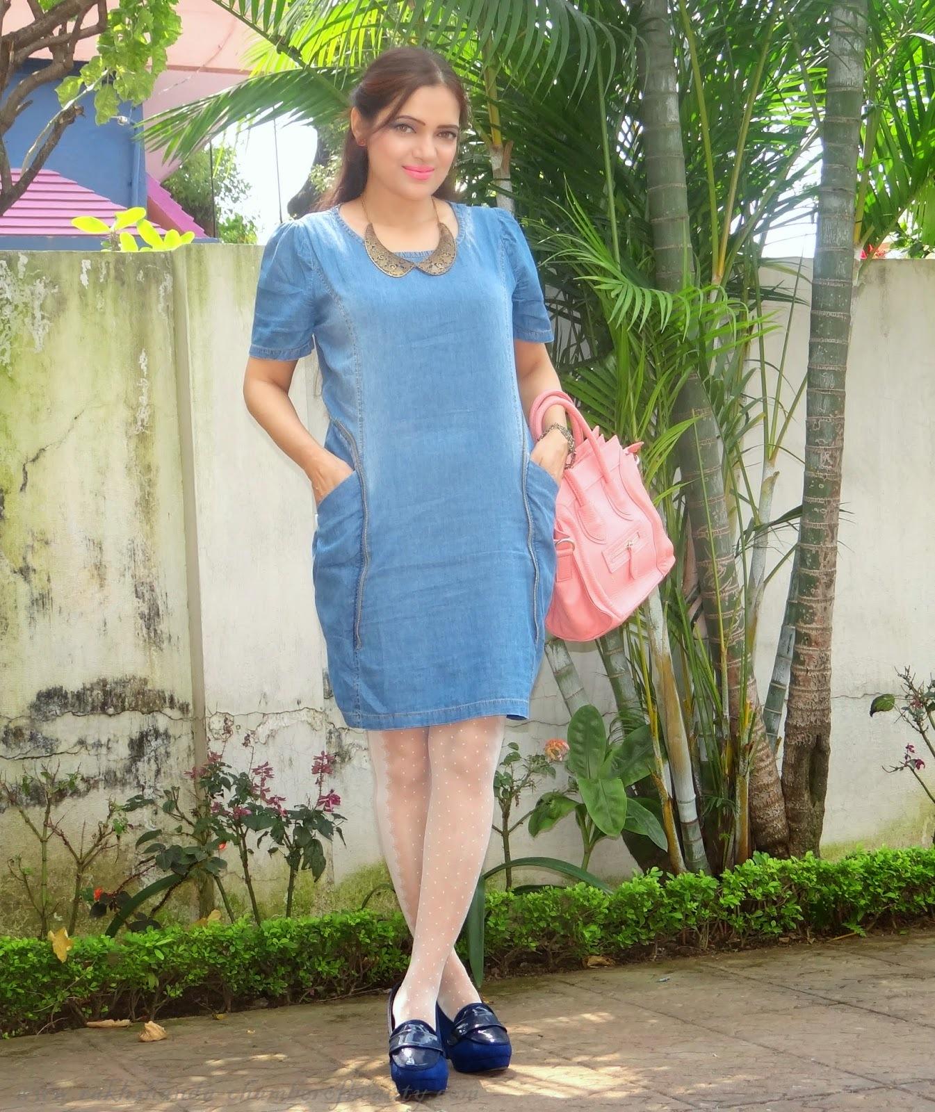 Summer Denim- 5 Denim Essentials|How to style Denim, Stylemoi, Indian Fashion Blogger, Chamber of Beauty
