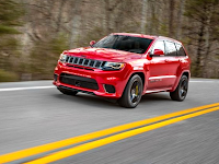 2022 Jeep Grand Cherokee Trackhawk Review