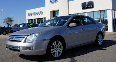 seymour on 94 used 2007 ford fusion sel for sale near spring arbor mi. Black Bedroom Furniture Sets. Home Design Ideas