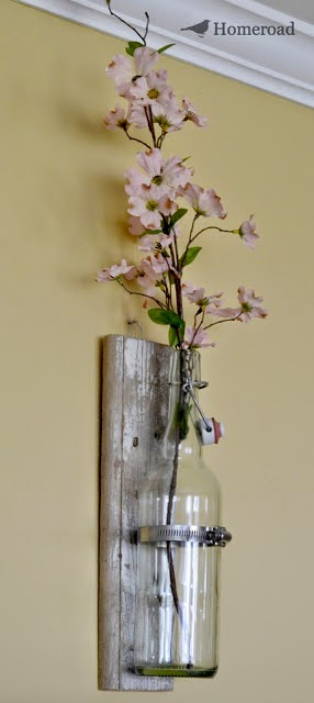 Test Tube wall vase www.homeroad.net