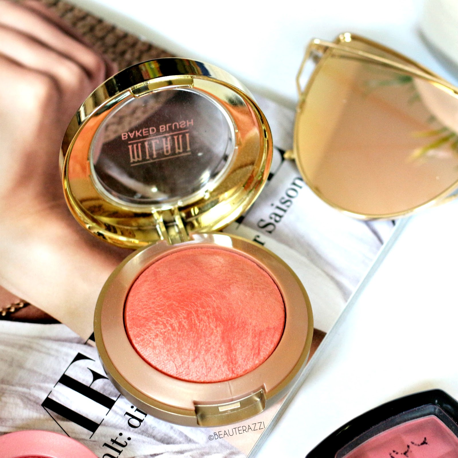 Milani Baked Blush Luminoso