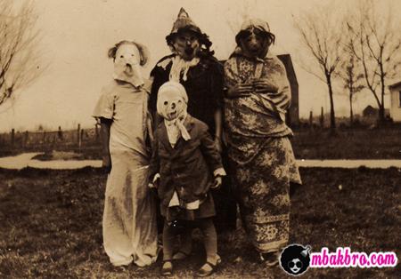 Topeng Halloween