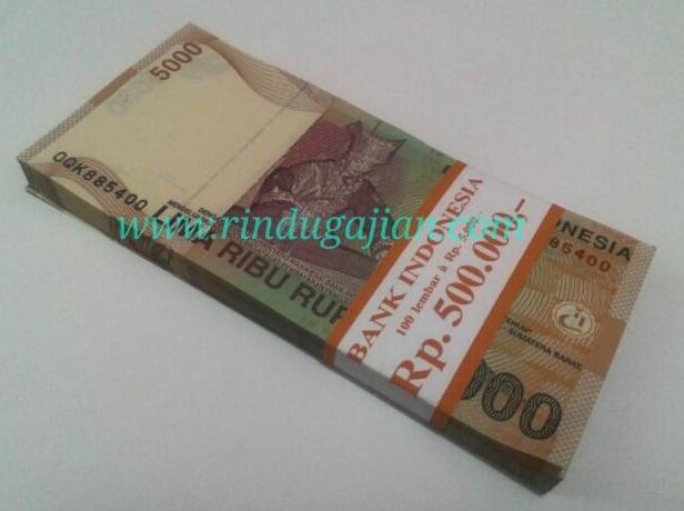 cara menukar uang baru untuk lebaran di bank