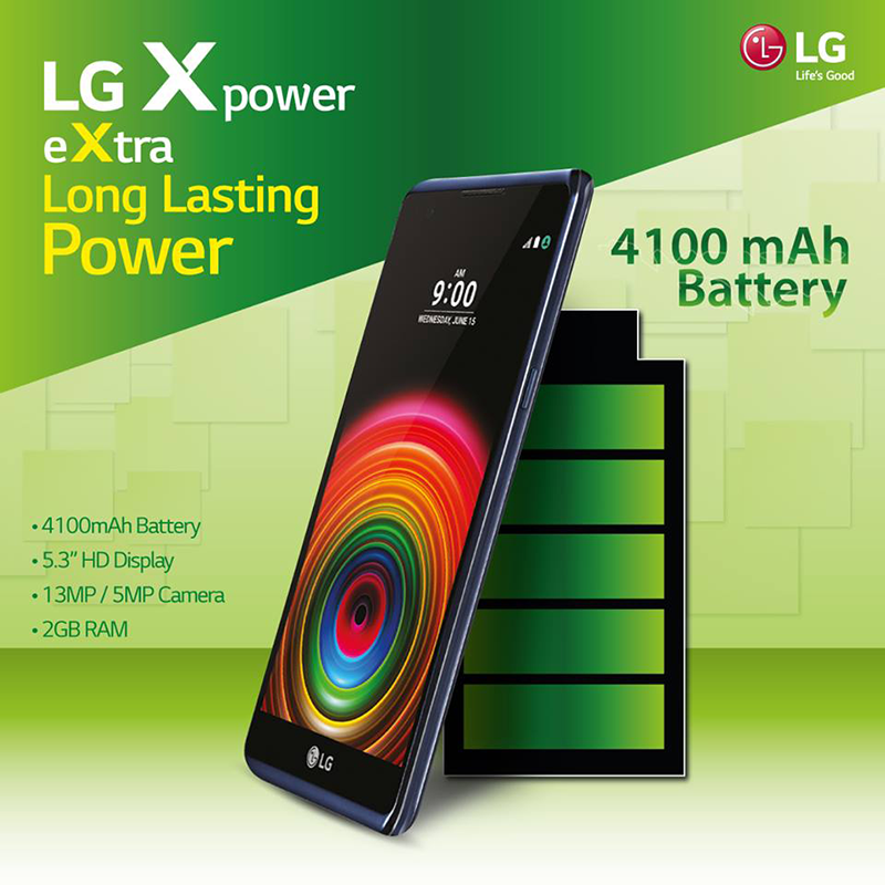 LG X Power Goes Official In PH, Packs 4100 mAh Of Battery For PHP 8490!