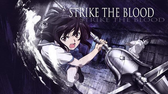 Strike The Blood II