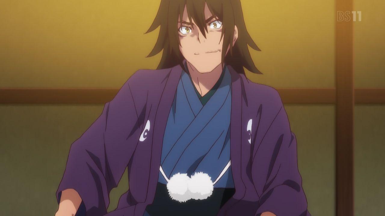 Yuragi-sou no Yuuna-san Episódio 7 - Cenas e gifs
