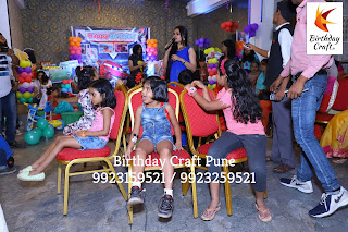 children's birthday party planner