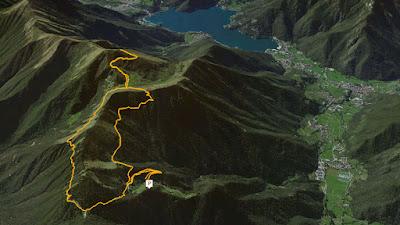 GPS Cima Parì