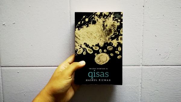 Review Novel FIXI : Qisas by Hasrul Rizwan