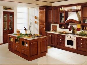 Fotos de cocinas en estilo cl sico colores en casa - Isletas de cocina ...