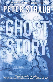 Peter Straub, Ghost Story, Horror Author, Horror Writer, Horror Novels, Stephen King Store