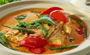 Resep Masakan Gulai Ikan Kakap Lezat