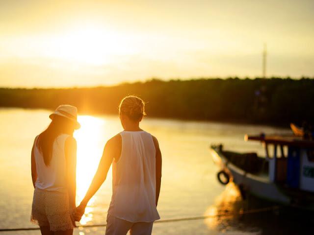 6 Razones increíbles para viajar en pareja