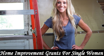 Home Improvement Grants For Single Women