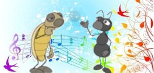 la cicala formica latino dating