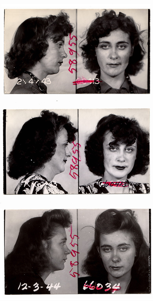 the beauty of misbehavior 23 vintage mugshots of bad