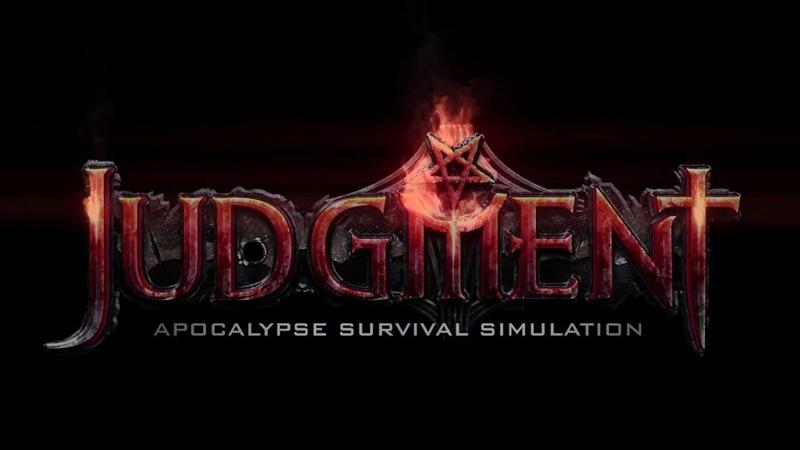 Judgment Apocalypse Survival Simulation Poster