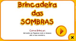 BRINCANDO COM SOMBRAS