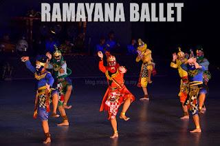 Ramayana Ballet Show