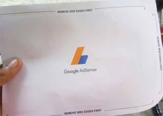 Cara Mendapatkan PIN Google Adsense (Verifikasi Alamat)