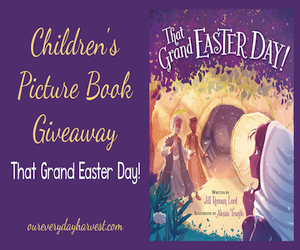 Easter Picture Book Giveaway