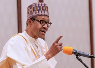 Nigeria president mohanmadu Buhari