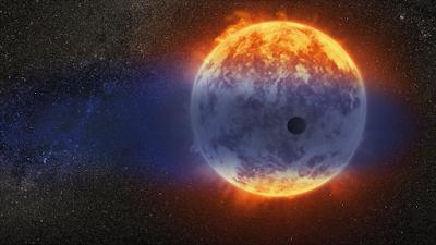 GJ 3470b, el misterio del exoplaneta menguante