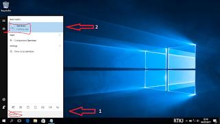 windows update sangat menguras kuota karena itu harus dimatikan di sini saya memberikan cara agar windows update tidak menghabiskan kuota