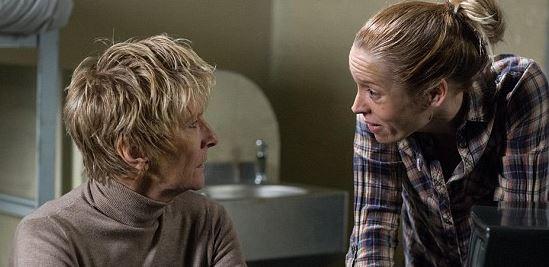 EastEnders Shirley to return home?