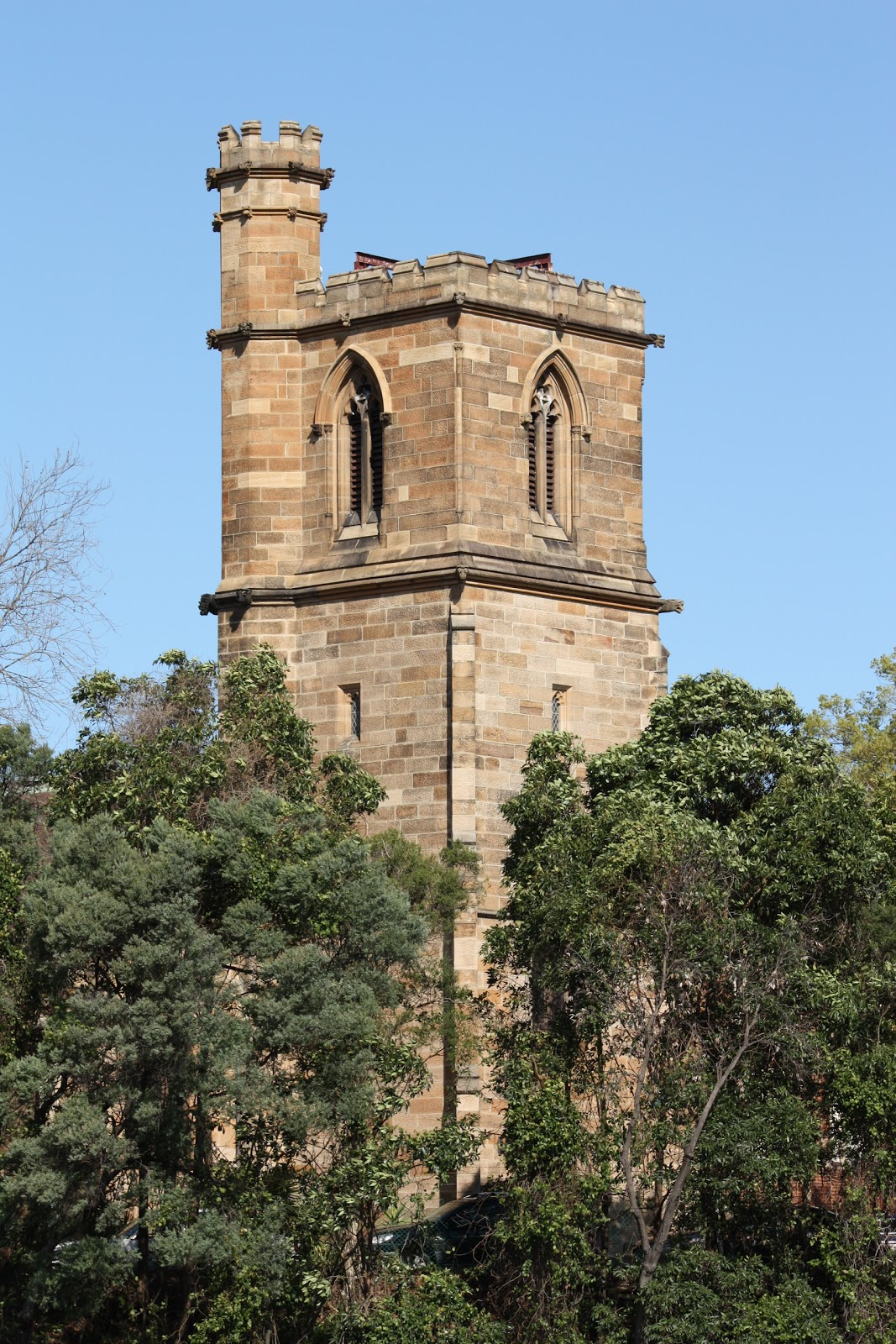 Sydney - City and Suburbs: Redfern, Cathedral of the