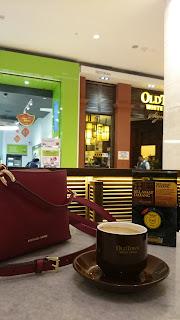 Oldtown White Coffee Signature Pavilion Bukit Bintang KualaLumpur