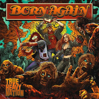 "Το βίντεο των Born Again για το ""No Guts No Glory"" από το album ""True Heavy Nation"""