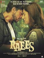 Raees 2017 Hindi 720p HDRip Full Movie Download